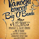 Vánoční koncert BoB 2015