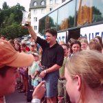 ZÁJEZD DO ŠPANĚLSKA (Cantonigrós), červenec 2003